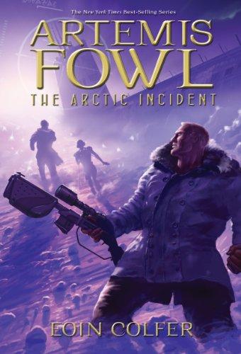 9780786817085: The Arctic Incident (Artemis Fowl, Book 2)