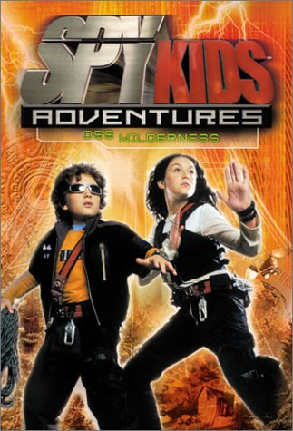 9780786817184: Spy Kids Adventures: Oss Wilderness - Book #4