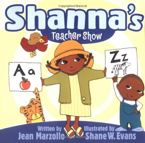 9780786817597: Shanna's Teacher Show (Welcome to the Shanna Show)