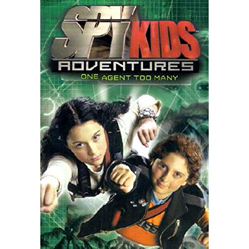 9780786817887: Spy Kids Adventures No 1: One Agent to Many