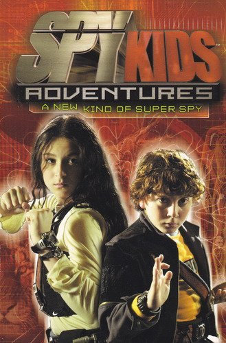 9780786817917: Spy Kids Adventures No 2: A New Kind of Super Spy