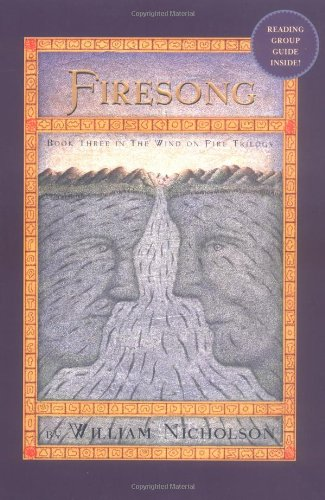 9780786818013: Wind on Fire Trilogy Book Three, The Firesong