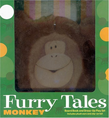 Furry Tales: Monkey (0786818166) by Penny Little
