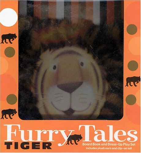 Furry Tales: Tiger (0786818182) by Penny Little