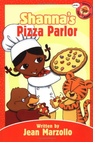 Shanna's First Readers Level 1: Shanna's Pizza Parlor (078681831X) by Jean Marzollo