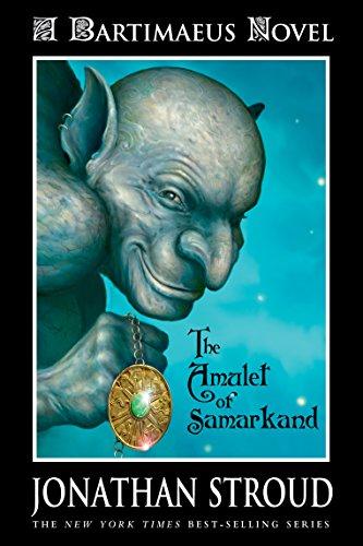 The Amulet of Samarkand: Stroud, Jonathan