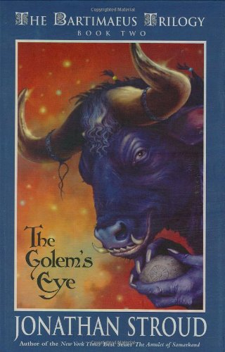 The Golem's Eye: Stroud, Jonathan