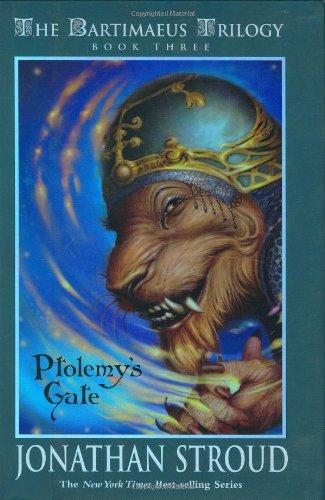 9780786818617: Ptolemy's Gate (Bartimaeus)