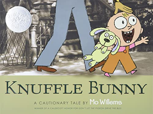 Knuffle Bunny a Cautionary Tale: Willems,Mo