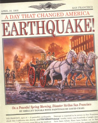 9780786818822: A Day That Changed America: Earthquake!
