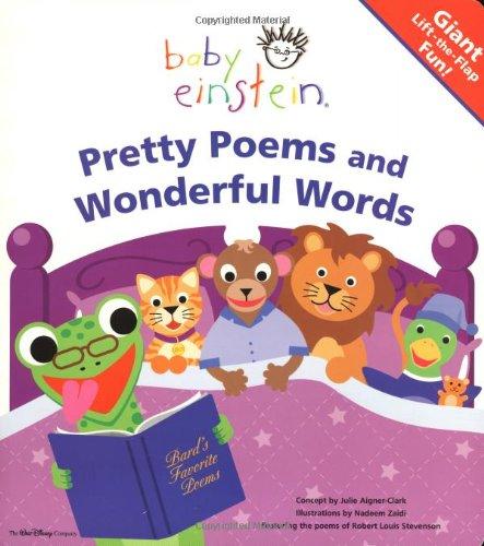 9780786819065: Baby Einstein: Pretty Poems and Wonderful Words