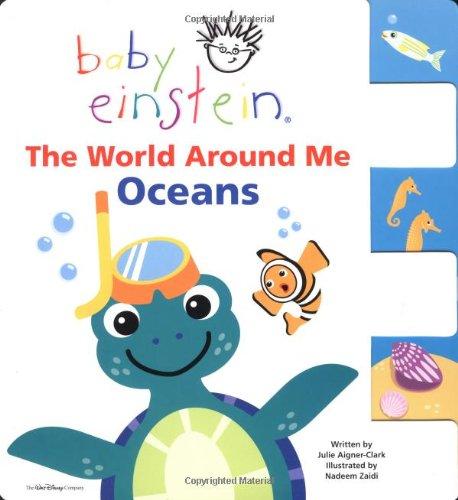 World Around Me - Ocean (Baby Einstein): Aigner-Clark, Julie
