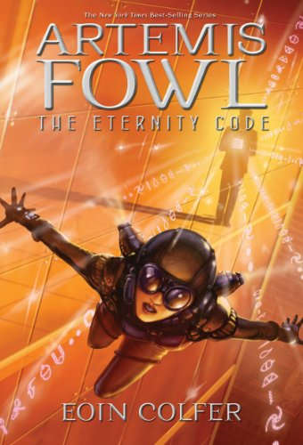 Artemis Fowl: The Eternity Code: *Signed*