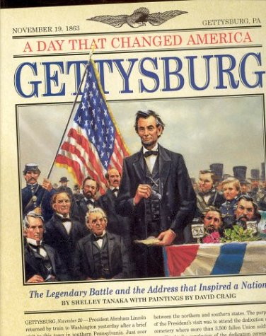 9780786819225: A Day That Changed America: Gettysburg