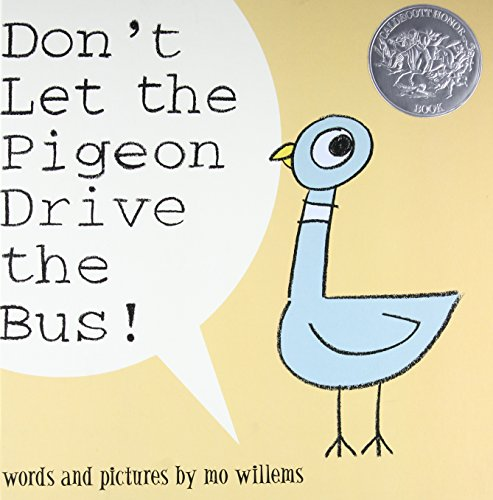 9780786819881: Don't Let the Pigeon Drive the Bus!