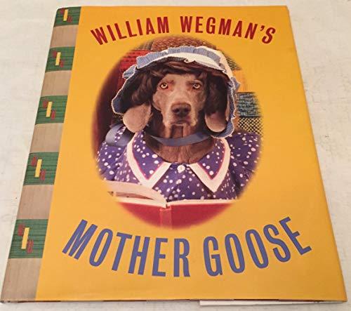 9780786822317: Wegman's Mother Goose