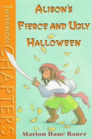 9780786822621: Alison's Fierce & Ugly Halloween (Hyperion Chapters)