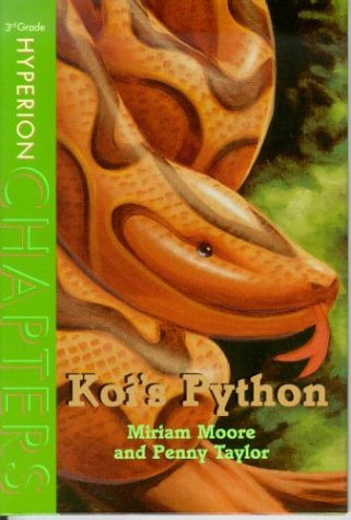 9780786822850: Koi's Python (Hyperion Chapters)