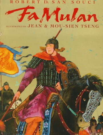 9780786822874: Fa Mulan: The Story of a Woman Warrior