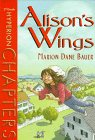 9780786823499: Alison's Wings (Hyperion Chapters)