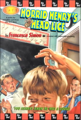9780786825363: Horrid Henry's Head Lice