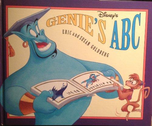 9780786830107: Disney's Genie's ABC