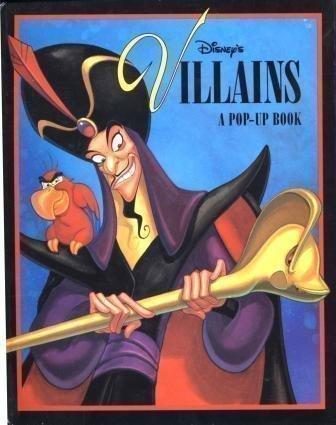 9780786830565: Disney's Villains: A Pop-Up Book