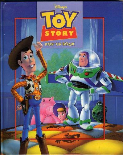9780786830848: Toy Story: A Pop-Up Book (Pop-Up Book (Disney Press).)