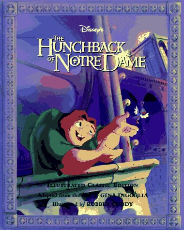 9780786830893: The Hunchback of Notre Dame: Illustrated Classic