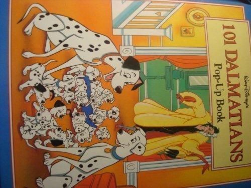 9780786830930: Walt Disney's 101 Dalmatians: Pop-Up Book
