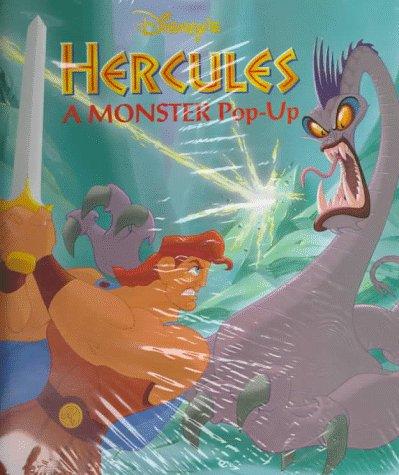 9780786831289: Hercules: Pop-Up Book