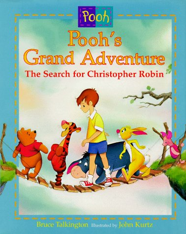 Pooh's Grand Adventure, The Search for Christopher Robin