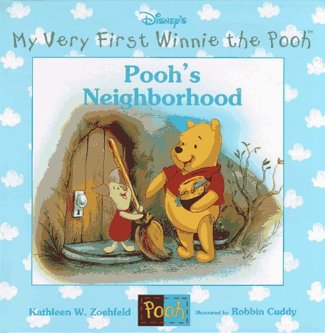 9780786831364: Pooh's Neighborhood