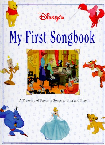 9780786831470: Disney's My First Songbook: A Treasury of Favorite Songs to Sing and Play