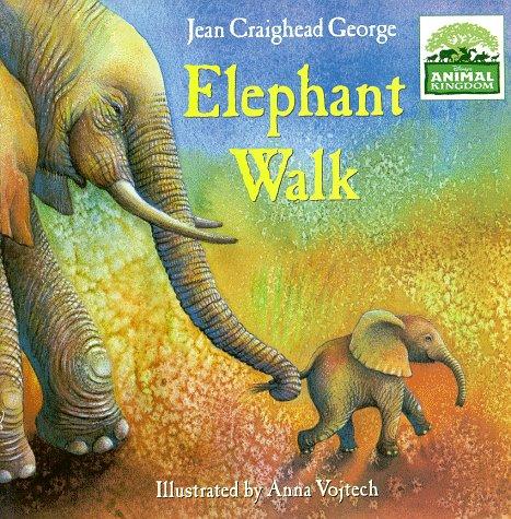 Elephant Walk (Disney's Animal Kingdom): George, Jean Craighead
