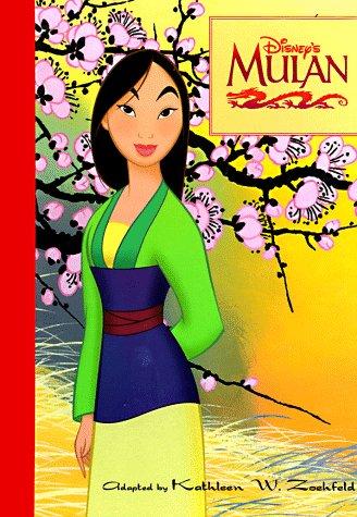 9780786831722: Disney's Mulan