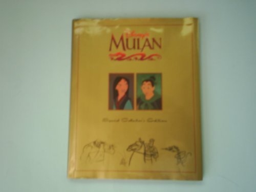 Disney's Mulan: Collector's Edition (0786831731) by Russell Schroeder
