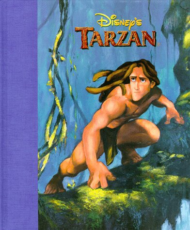 Disney's Tarzan: Zoehfeld, Kathleen - adapter, Harrington, Glenn, oil painter,