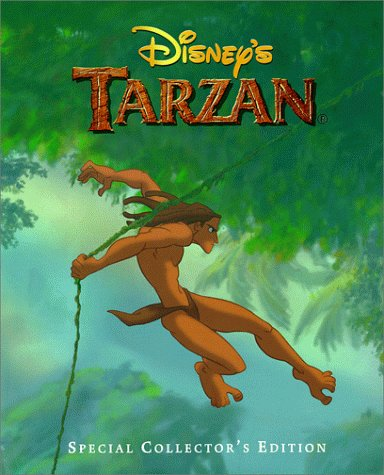 9780786832217: Disney's Tarzan (Special Collector's Edition)