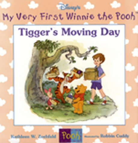 9780786832255: Tigger's Moving Day (My Very First Winnie the Pooh, 10)