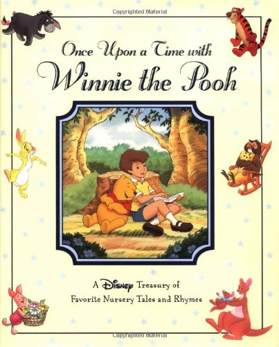 9780786832545: Once Upon a Time with Winnie the Pooh (Disney's Winnie the Pooh)