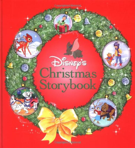 9780786832606: Disney's Christmas Storybook Collection (Disney Storybook Collections)