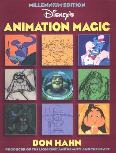 9780786832613: Animation Magic (Hors Catalogue)