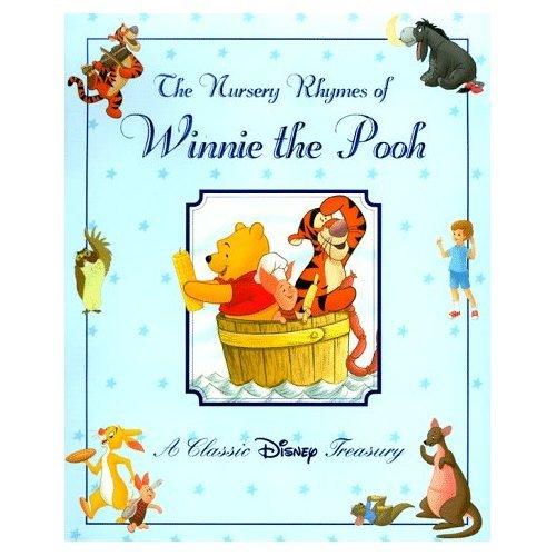 9780786832637: Nursery Rhymes of Winnie the Pooh
