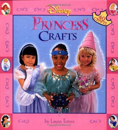9780786832682: Disney Princess Crafts
