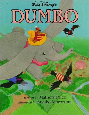 9780786832743: Dumbo Picture Book
