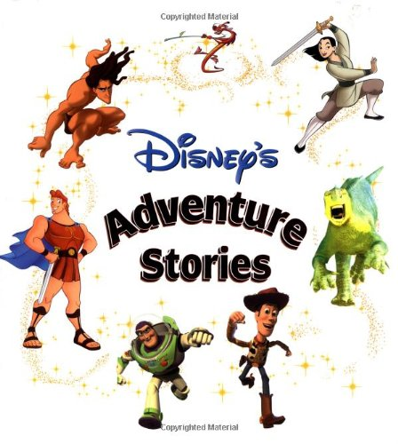 9780786832903: Disney's Adventure Stories (Disney Storybook Collections)