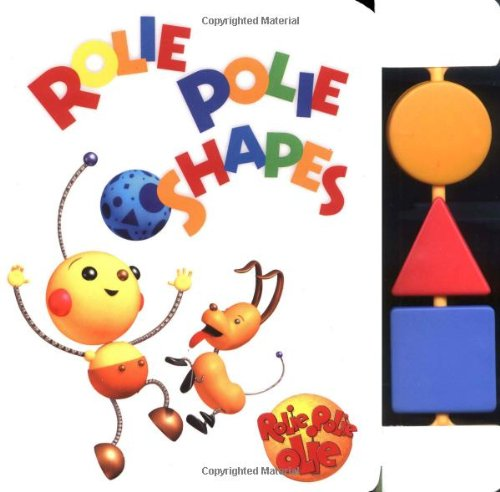 Rolie Polie Olie Busy Book: Rolie Polie Shapes - Book #2: Joyce, William