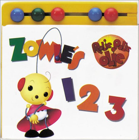 9780786833078: Zowie's 123 (Rolie Polie Olie)