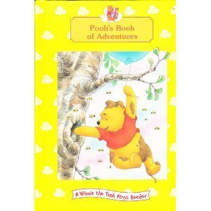 9780786833115: Pooh's Book of Adventures: Pooh Gets Stuck; Pooh's Honey Tree; Bounce, Tigger Bounce; Pooh's Leaf Pile (A Winnie the Pooh first reader)